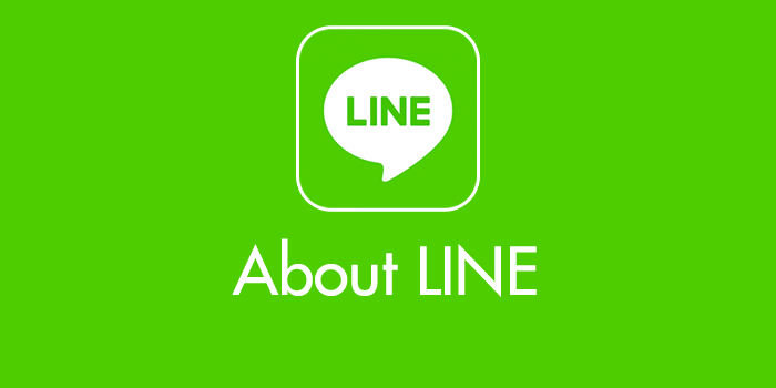 About LINE