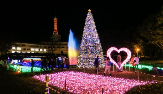 東海大学のクリスマスイルミネーションのクオリティがスゴイ件