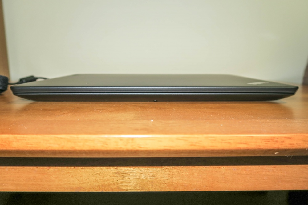 ThinkPad 13 の厚み