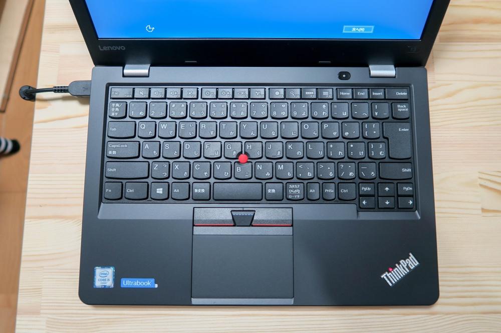 ThinkPad 13 キーボード