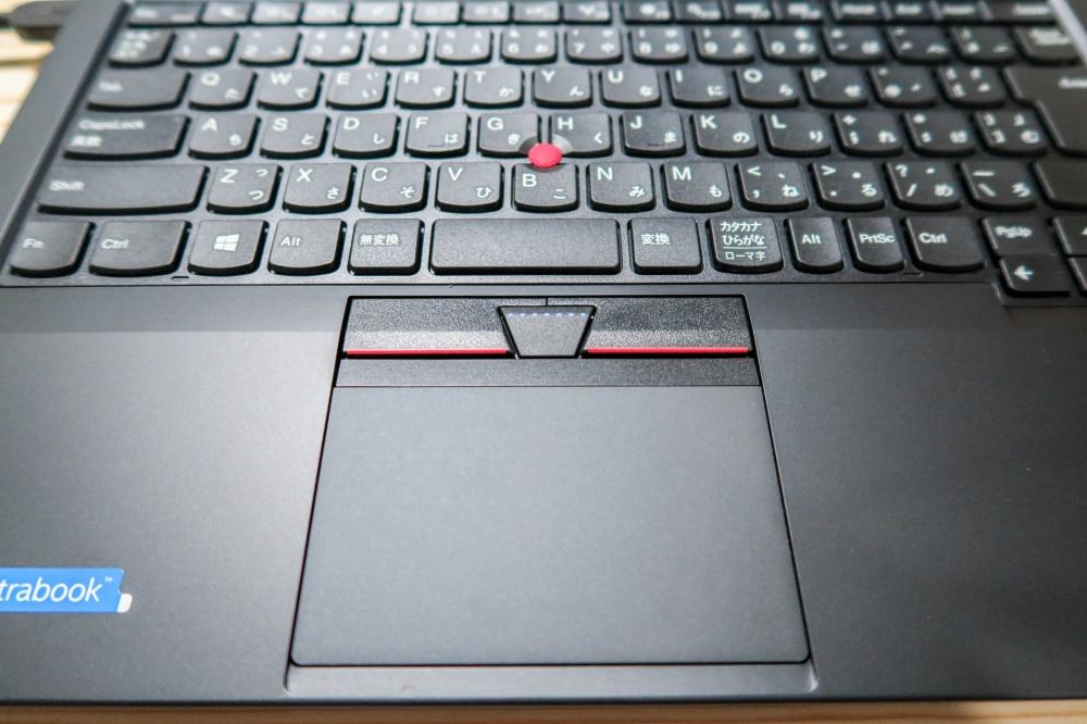 ThinkPad 13 トラックポイント&タッチパッド