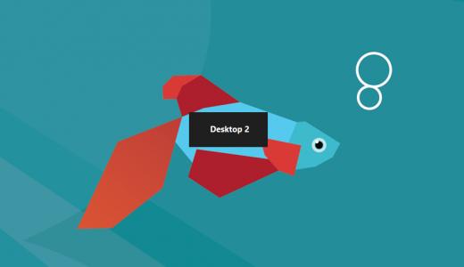 Windows 10 仮想デスクトップの表示や切り替えをもっと便利にする方法