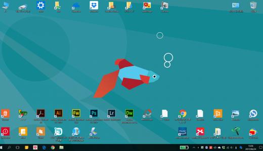 Windows 10 仮想ディスプレイ毎に違う壁紙を設定する方法