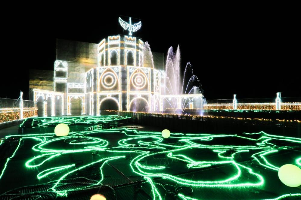 さがみ湖イルミリオン - 光の大宮殿