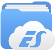 ESファイルエクスプローラー
