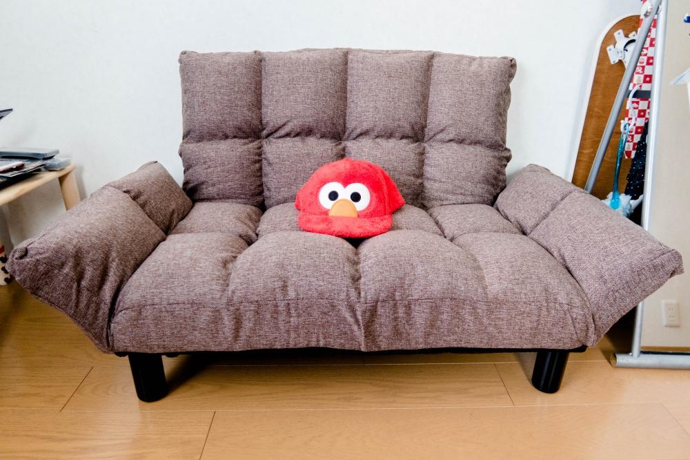 足つきソファー座椅子