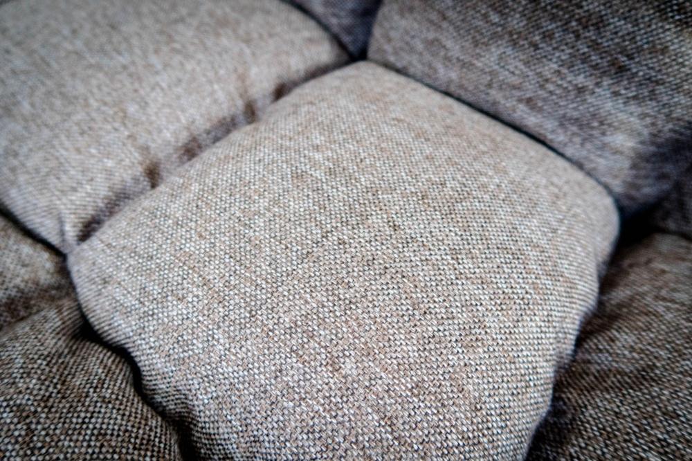 足つきソファー座椅子の生地