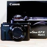 CANON PowerShot G7X markⅡを購入しました