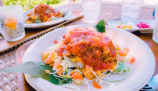 美らテラスで沖縄名物「タコライス」を食べつつ古宇利島の観光をレポート