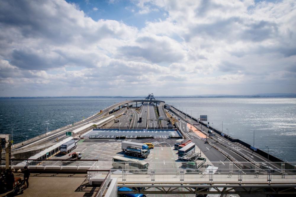 海ほたるPA-木更津側