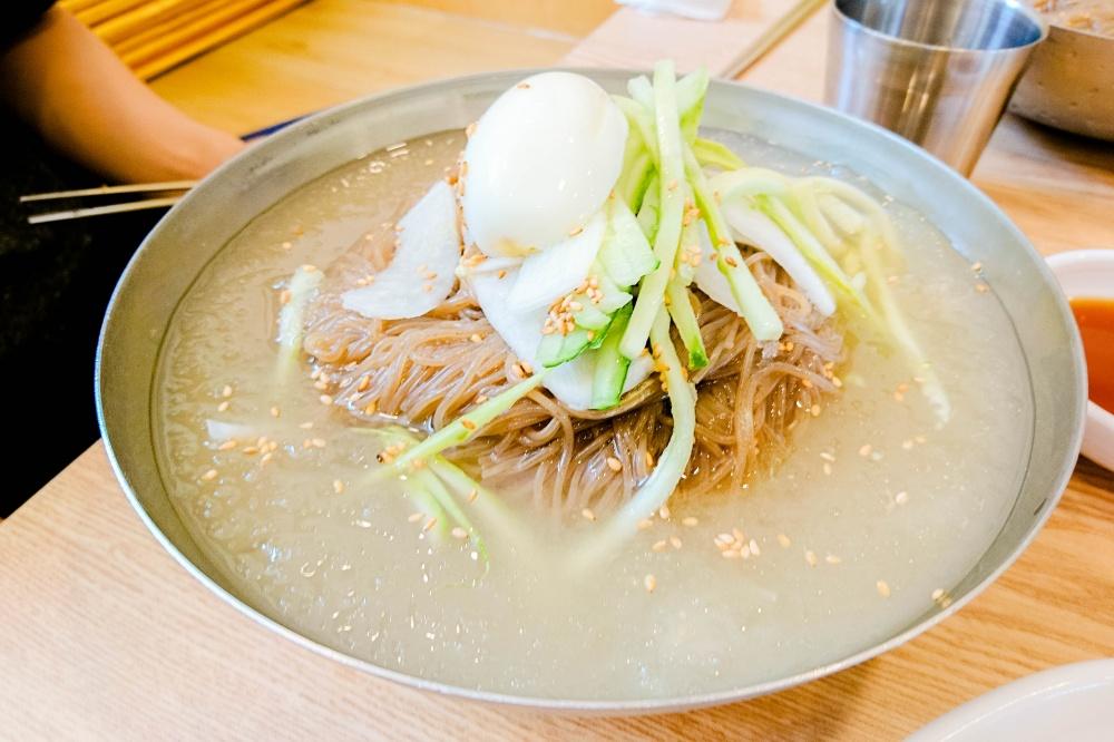 ムルレンミョン / 물냉면 / 水冷麺