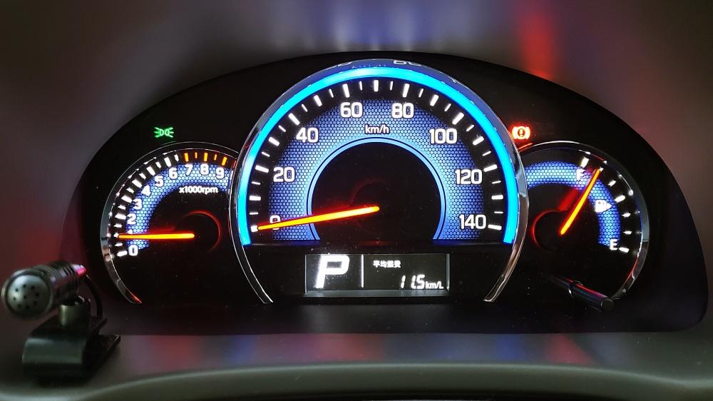 エブリワゴンの平均燃費