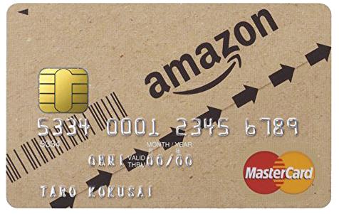 Amazon Mastercardクラシックの締め日と支払日