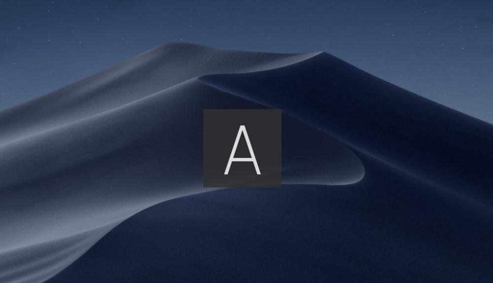 Windows 10 画面の真ん中に「あ・A」の文字が出る!非表示にする方法