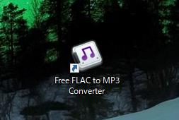 Free FLAC to MP3 Converter の使い方01