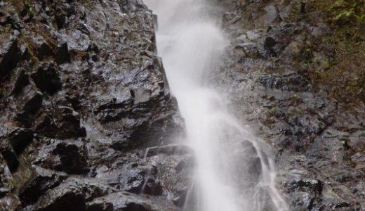 マイナスイオンを浴びに、神奈川県秦野市の表丹沢にある「黒竜の滝」に行ってきました。