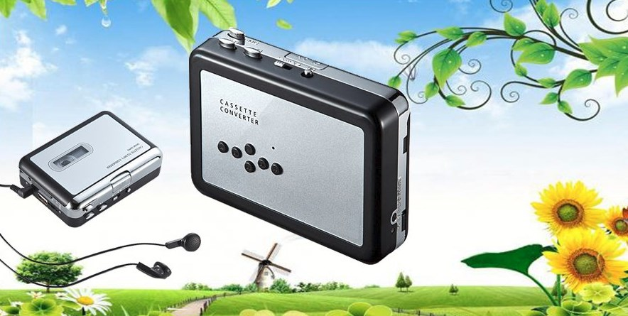PC無しで思い出のカセットテープを音楽データ(mp3)へ変換できる!すぐれた商品