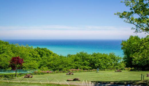 相模湾が思いのほか美しくて驚いた!二宮町の吾妻山公園へハイキング