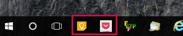 Chromeアプリのショートカットをタスクバーにつくる