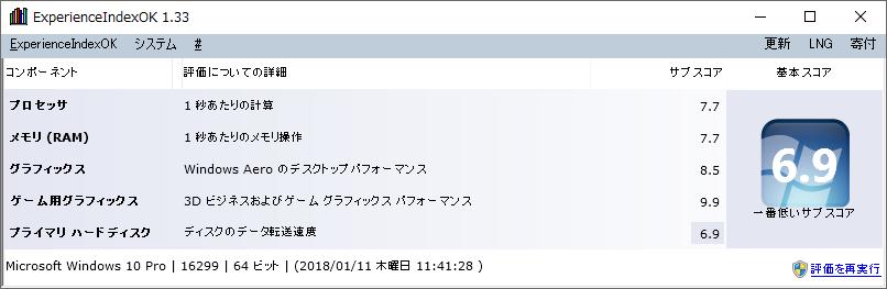 ExperienceIndexOK 日本語