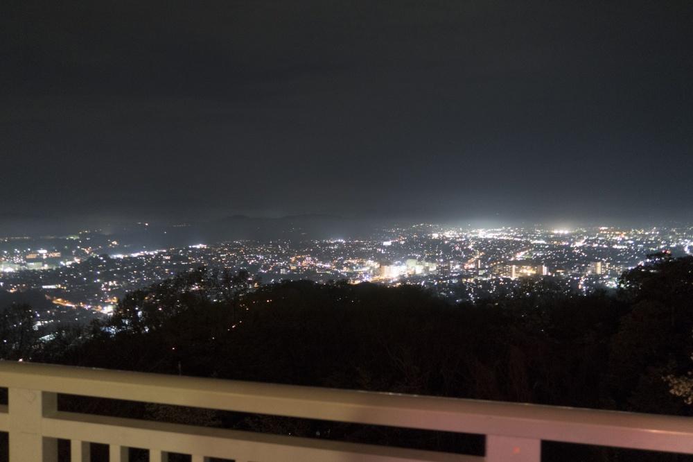 G7X markⅡ夜景撮って出し写真