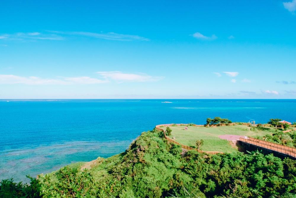 沖縄「知念岬公園」