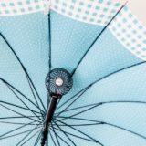 日傘 in 手持ち扇風機