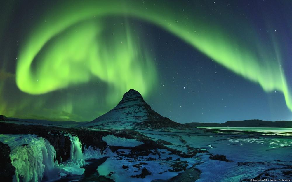 オーロラ / アイスランド
