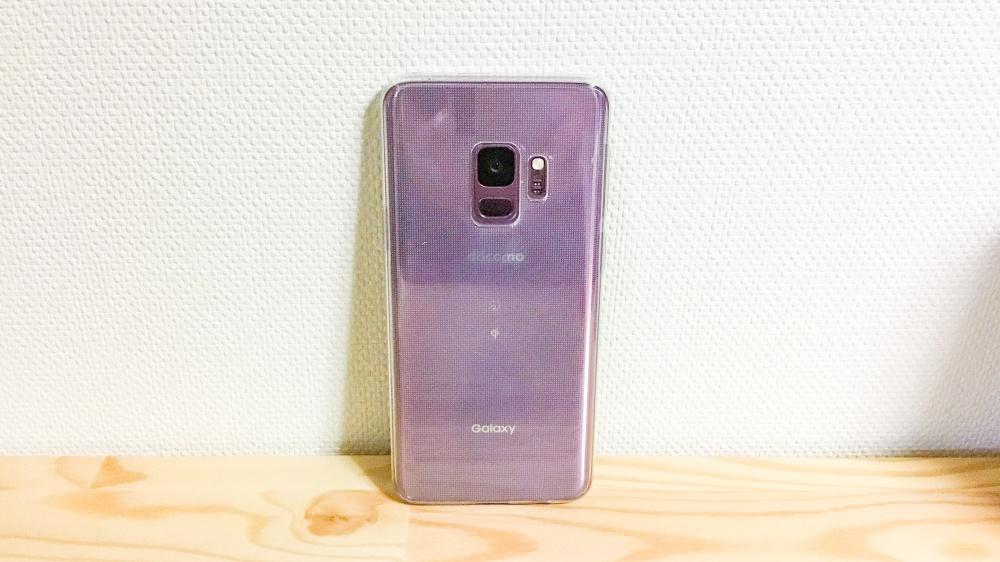 Galaxy S9 背面