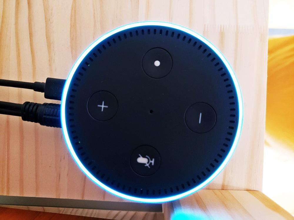 Amazon Echo ランプ色や点灯・点滅の役割