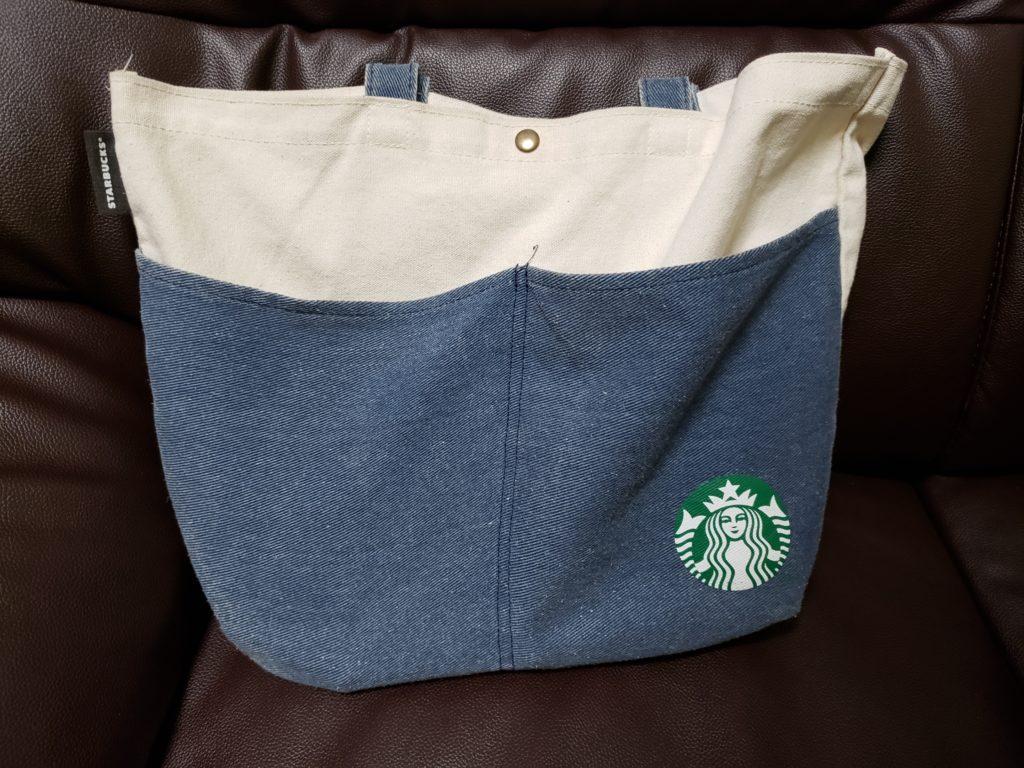 2018年スターバックス福袋の「トートバッグ」