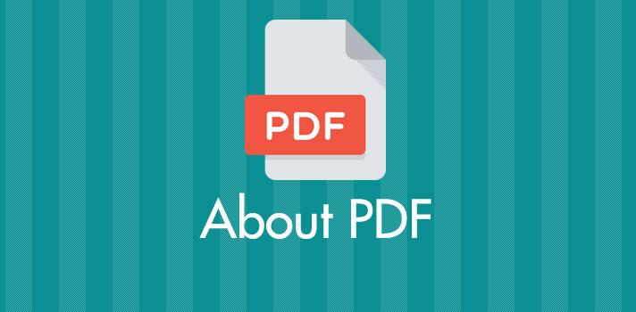 About PDF