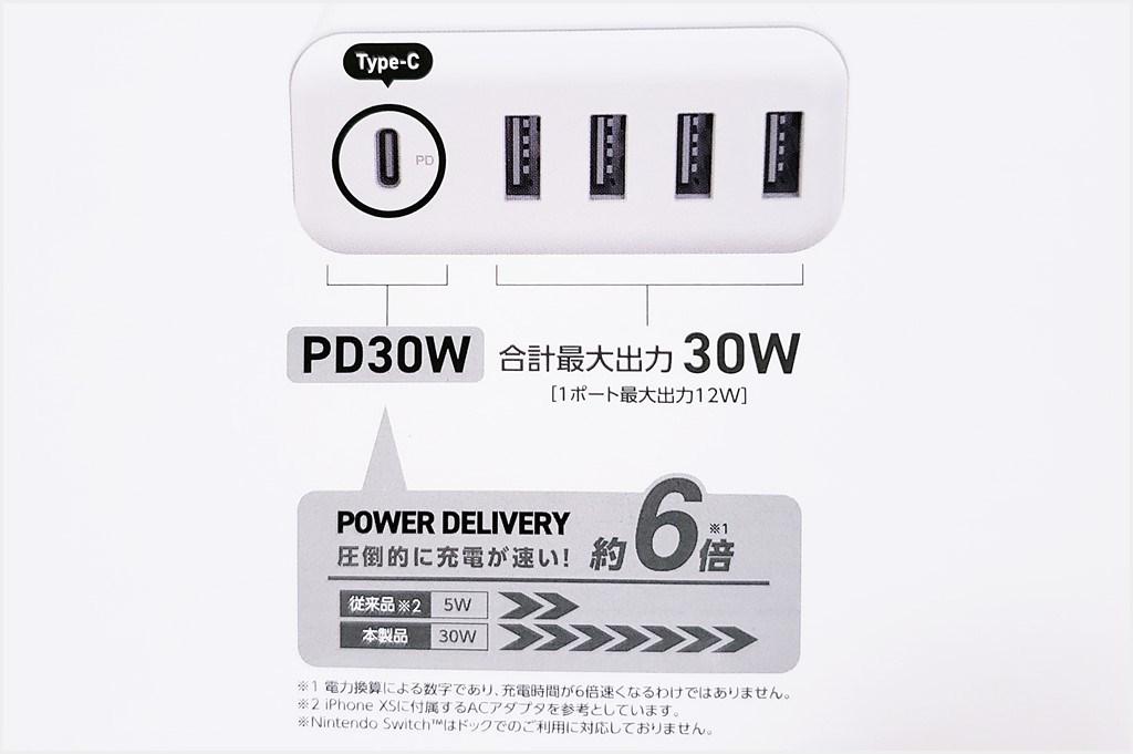エレコム USB ポート W 数の内訳