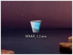ダウンロードした Windows 10 App Remover