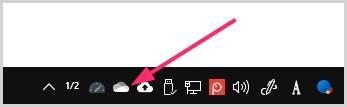 OneDrive の使用量をパソコンから確認する手順01
