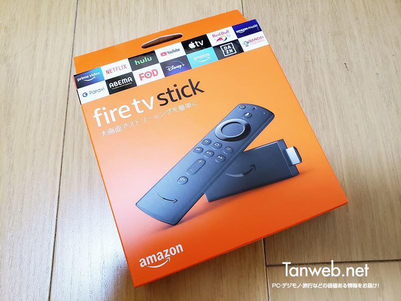 第3世代 Fire TV Stick