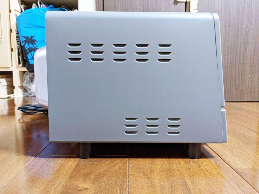 Panasonic オーブントースター NT-T501 の「外観」03
