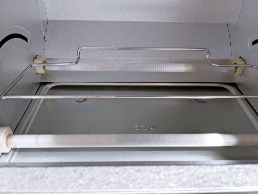 Panasonic オーブントースター NT-T501 の「内側部」03