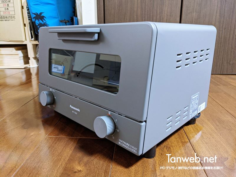 Panasonic NT-T501 の実機写真を交えてアレコレ紹介03
