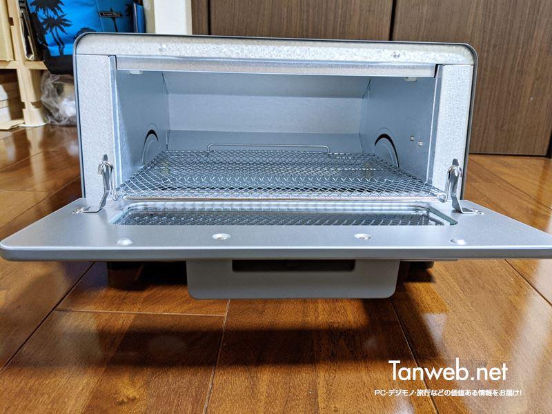 Panasonic オーブントースター NT-T501 の「内側部」02