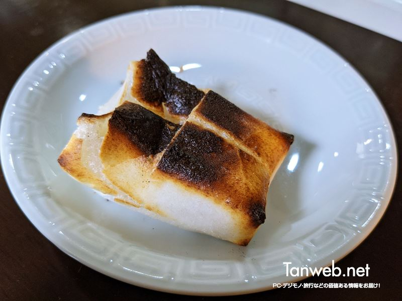 NT-T501で焼いたお餅