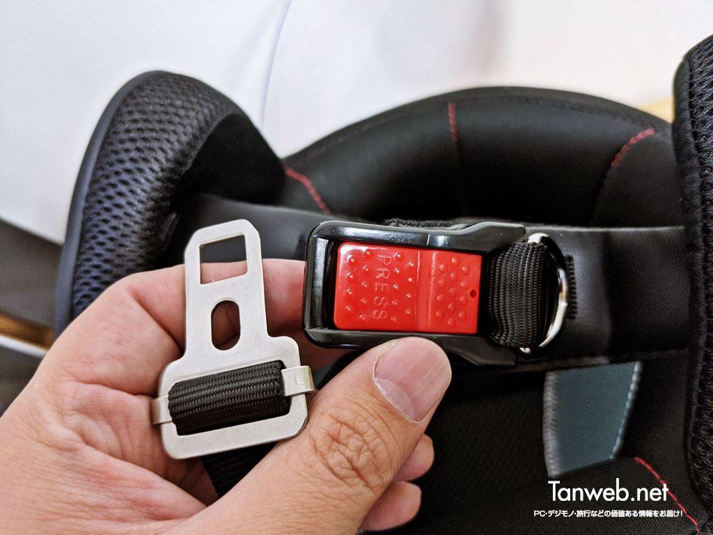 ジェットヘルメット「TNK工業 XX-606」外観&内装を紹介10