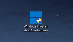 Windows 11 インストールアシスタント経由でのアップグレード手順02