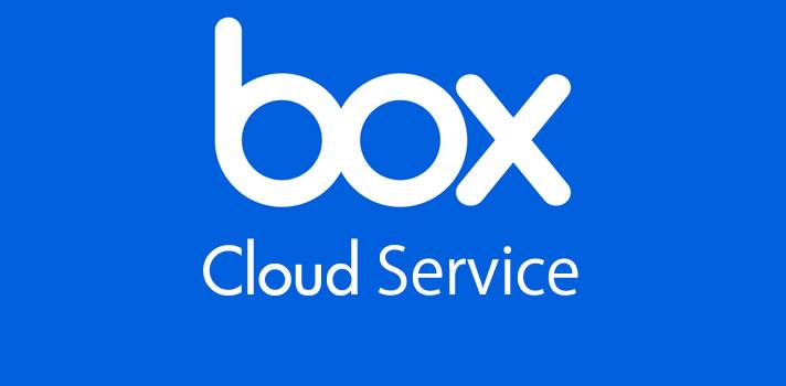 クラウドサービス「Box」について